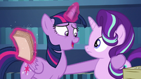 Twilight --why don't you join the others-- S6E1