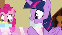 "Twilight Sparkle ""we'll play in a second"" S7E3"