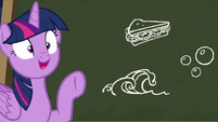 Twilight Sparkle makes a realization S6E22