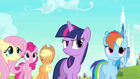 Twilight are S3E12