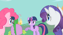 Twilight those horses S1E26