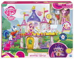 2012 Wedding Castle packaging playset Shining Armor Princess Cadance