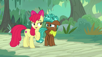 "Apple Bloom ""such great advice givers"" S9E22"