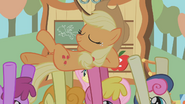 Applejack gets carried away S1E13