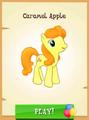 Caramel Apple MLP Gameloft.png