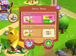 Cherry Stand menu 2 MLP Game