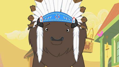 Chief Thunderhooves yum S01E21