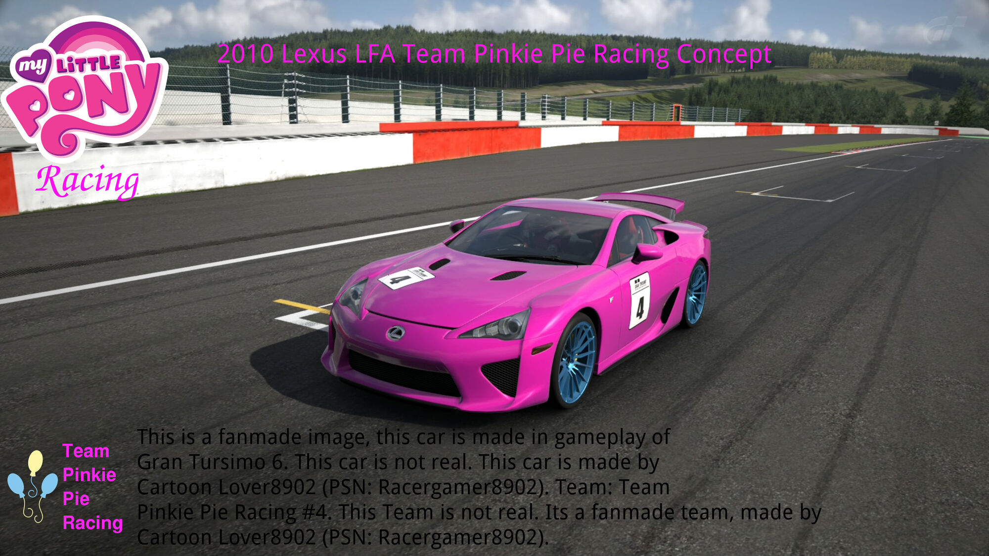 https://vignette.wikia.nocookie.net/mlp/images/f/fe/FANMADE_MLP_Racing_Team_Pinkie_Pie%27s_car.jpg/revision/latest/scale-to-width-down/2000?cb=20160212213538