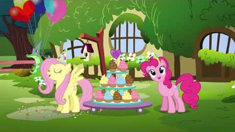 Finnish My Little Pony Happy Birthday to You!