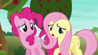 Fluttershy --our friends want us to win-- S6E18