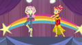 Fluttershy trying to do a pirouette EGS1.png