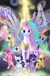 My Little Pony IDW 20-20 cover A textless