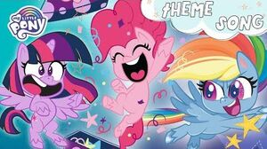 My Little Pony Pony Life 🎵NEW 🎶 Pony Life Theme Song MLP Pony Life MLP Songs