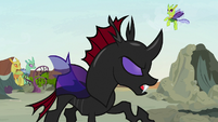 Pharynx -the thing I care about most- S7E17