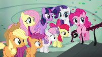 Pinkie Pie --look at the bright side-- S6E7