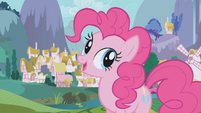Pinkie Pie -isn't this exciting- S01E02
