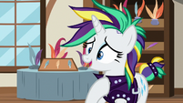"Rarity ""as long as I feel good on the inside"" S7E19"