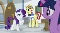 "Rarity ""oh, please"" S8E16"