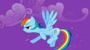 S01E06 Rainbow chce lecieć za Trixie