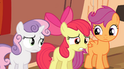 S04E15 Apple Bloom spanikowana