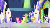 """Sludge """"dragons take care of themselves"""" S8E24"""