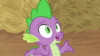 Spike -what if love isn't real at all-- S8E10