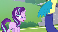"Starlight Glimmer ""trying to ruin this school"" S8E15"