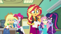 "Sunset Shimmer ""gathering their memories"" EGFF"