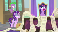 "Twilight ""the new ruler of Equestria!"" S9E1"