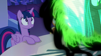 Twilight Changeling --oh, right-- S6E25