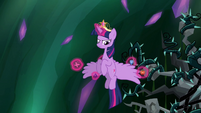 Twilight collecting Elements S4E2