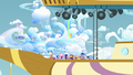Zeppelin passing next to Cloudsdale S7E22.png