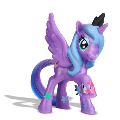 Image  2014 McDonalds Princess Luna toyjpg  My Little Pony