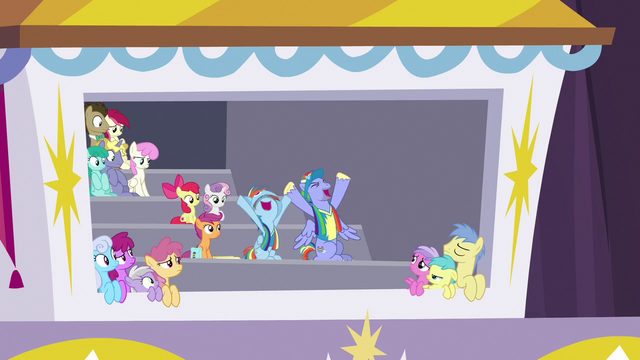 File:Bow and Windy cheering more loudly than ever S7E7.png