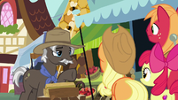 Burnt Oak -you should ask Mrs. Cake- S7E13