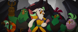 """Captain Celaeno """"on board to help you"""" MLPTM"""