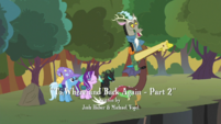 Discord stretching S6E26
