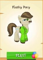 Flashy Pony MLP Gameloft