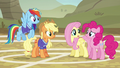 """Fluttershy """"how do we keep from worrying"""" S6E18.png"""