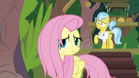 Fluttershy and Dr. Fauna hear more loud noises S9E18