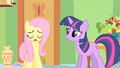 Fluttershy to be a model S1E20.png