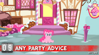 Hot Minute with Pinkie Pie getting ready to launch