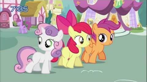 "Japanese ""The Perfect Stallion"" - My Little Pony Tomodachi wa Mahou (S2E17)"