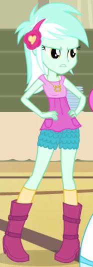 Lyra Heartstrings ID EG2