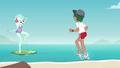 Lyra balancing on a surfboard EGDS20.png