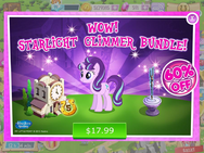 Mobile Game Starlight Glimmer Bundle