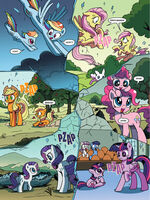 My Little Pony IDW 20-20 page 3