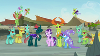 Pharynx tells stories of his and Thorax's childhood S7E17