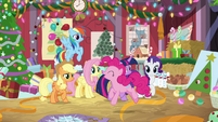 "Pinkie ""holiday clues, puzzles, and riddles"" BGES2"