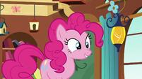 "Pinkie Pie ""ever, ever, ever want!"" S7E5"